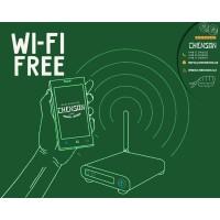 Wi-Fi доступ в Интернет!
